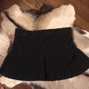 Kilt school girl skirt